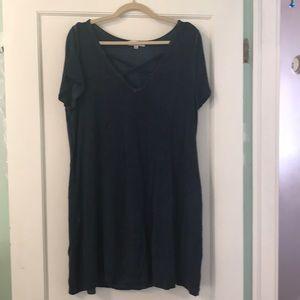 Blue tunic/dress